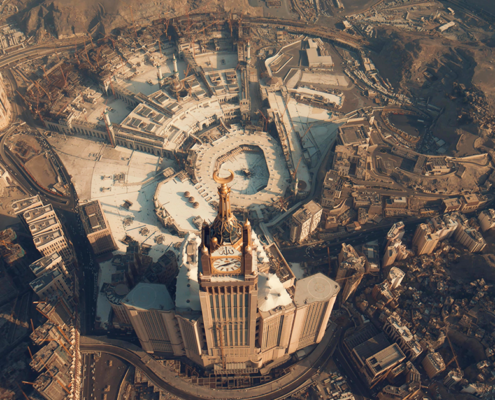 Hajj Season 2019: Traveling to Mecca